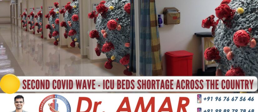 Second Covid Wave-ICU Beds Shortage Across The Country